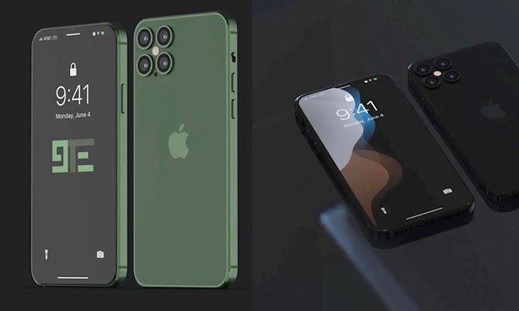 Không thể đẹp hơn nữa với thiết kế iPhone 12 Pro này
