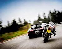 Mẹo quan sát khi chạy sau xe ô tô cho biker mới – First Ride #13