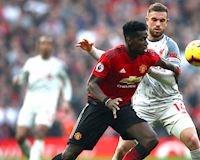 Lịch thi đấu vòng 9 Ngoại hạng Anh: Rực lửa đại chiến MU vs Liverpool