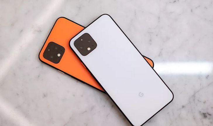 Google Pixel 4 Pixel 4 XL ra mat Man hinh 90Hz 2