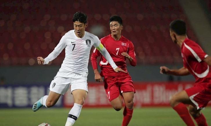 Chủ tịch FIFA suy sụp vì trận đấu Triều Tiên vs Hàn Quốc