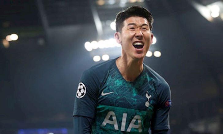 Video clip: Những siêu phẩm của Son Heung-min tại Champions League