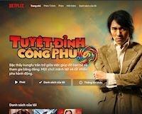 Cách chuyển Netflix sang tiếng Việt dễ như ăn kẹo