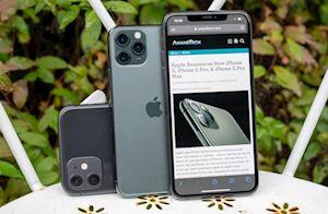 Đánh giá chuyên sâu về chip trên iPhone 11 - Sức mạnh