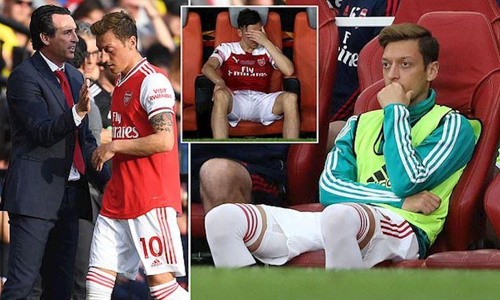 Chuyen nhuong ngay 18/10: Ozil chi chiet Arsenal, Rakitic khong den Man Utd anh 2