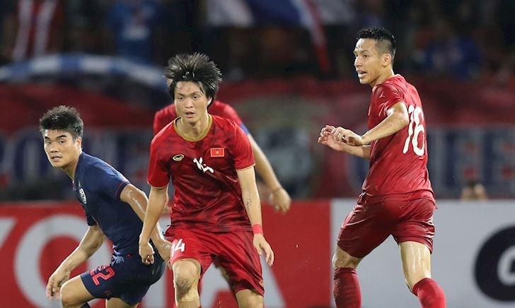 Trực tiếp VTC1, VTC3 bóng đá hôm nay Việt Nam vs Thái Lan 20h ngày 19/11