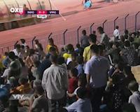 Video clip: Khán giả Thanh Hóa thất vọng bỏ về sớm vì đội nhà thua bạc nhược Viettel