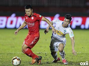 Video clip: Hồng Duy, Văn Thanh ghi bàn giúp HAGL chính thức trụ hạng thành công