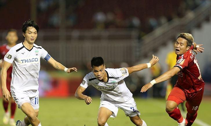 Kết quả vòng 25 V.League: HAGL trụ hạng, Thanh Hóa tiếp tục thua
