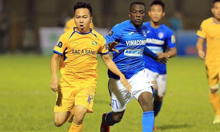 Video clip SLNA 0-0 Than Quang Ninh: Chia điểm đáng tiếc