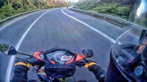Kỹ năng quan sát khi chạy xe máy đi tour - Touring Skills #9
