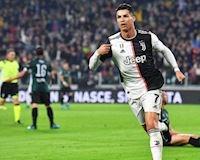 Solo cực đỉnh, Ronaldo giúp Juventus thắng thót tim