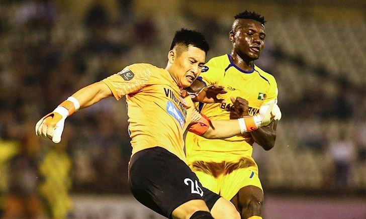 Video clip: TOP 5 pha cản phá hay vòng 25 V.League 2019