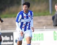 SC Heerenveen đang rất ưu ái Đoàn Văn Hậu đấy