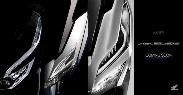Vario ban qua chay Honda lat dat tung Air Blade 150 ABS 2020 2