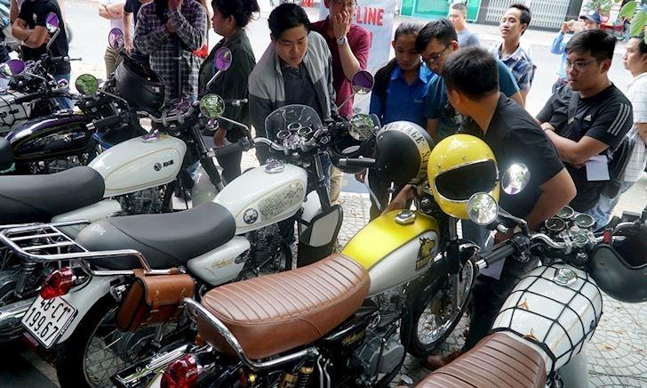 Mua xe mô tô cổ điển cũ: Tránh tiền mất tật mang - Gentleman Ride #5