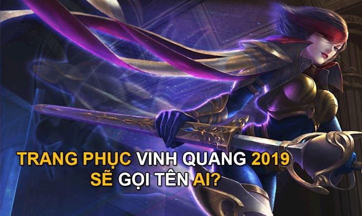 Trang phục Vinh Quang 2019 đang chờ để gọi tên 5 vị tướng này?