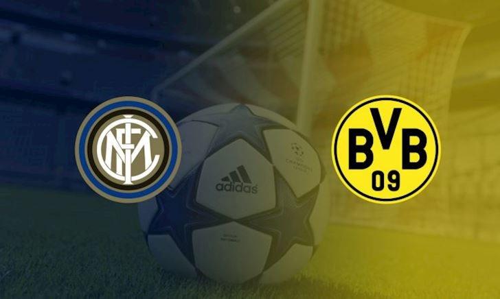 Tructiepbongda. Link xem trực tiếp Inter Milan vs Dortmund 02h00 ngày 24/10