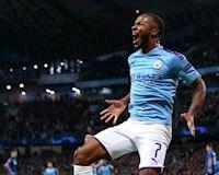 Bóng đá quốc tế ngày 23/10: Kết quả Champions League, Sterling đi vào sử sách