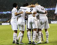 PSG và Real cùng thắng, tái lập trật tự bảng A Champions League