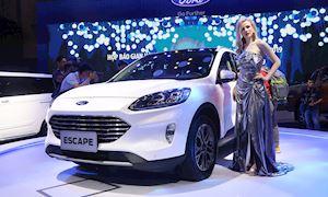 Ford Escape 2020 ra mắt, hẹn ngày đấu Mazda CX-5 và Honda CR-V