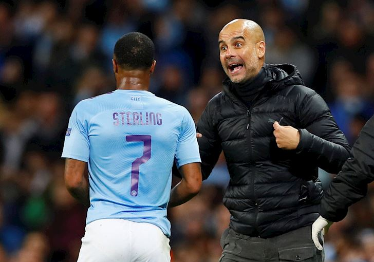 Da khong can trung ve, Man City dai thang o Champions League anh 3