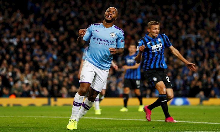 Da khong can trung ve, Man City dai thang o Champions League anh 2