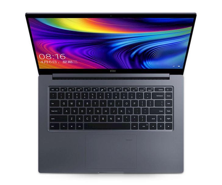 Mi Notebook Pro 15 6 ra mat Core i7 the he 10 nang cap man hinh 1