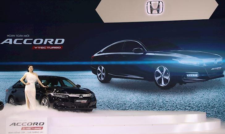Honda Accord 2020 giá 1,32 tỷ tại Việt Nam có làm khó Toyota Camry
