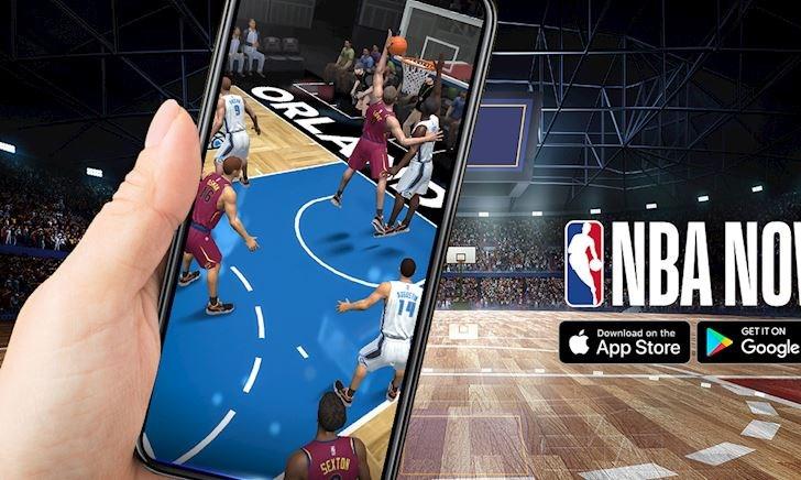 Tựa game bóng rổ đầy tính chuyên nghiệp NBA Now chính thức có mặt trên smartphone anh em có thể tải về miễn phí