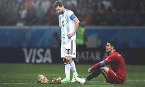 Phiếm đàm: Cúp C1 cho thấy Messi-Ronaldo vẫn chỉ là con người