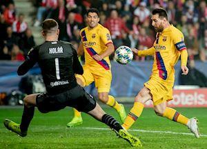 Lionel Messi tỏa sáng, Barca vượt khó trên đất Séc