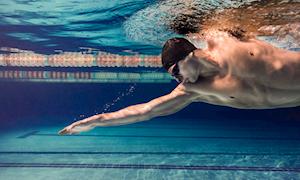 6 điều lưu ý cho nam giới khi mới tập bơi