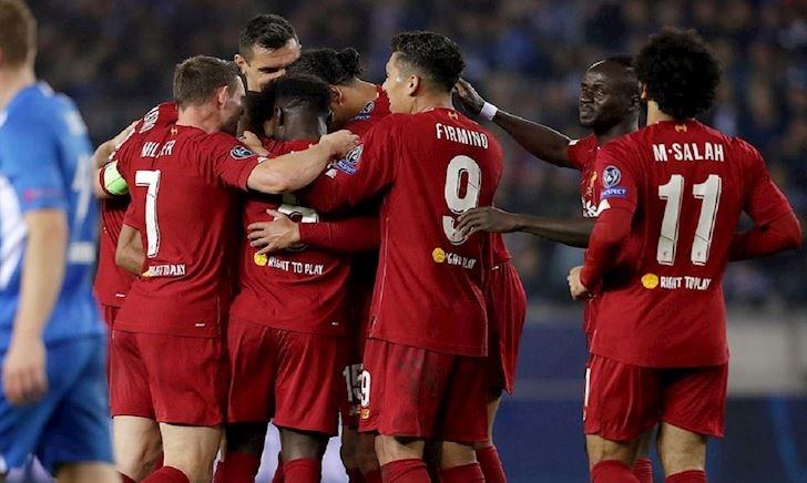 Kết quả C1 đêm qua: Liverpool, Barca, Chelsea đều thắng