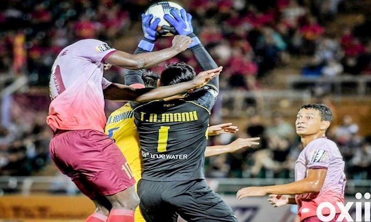 Video clip: TOP 5 pha cản phá hay nhất V.League 2019