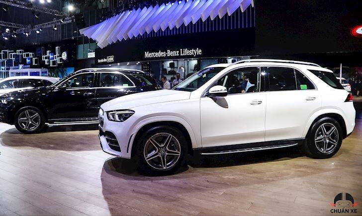 Mercedes-Benz GLE 2020 ra mắt tại VMS 2019 có gì mới?