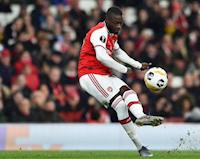Bom tấn bùng nổ, Arsenal ngược dòng ngoạn mục phút bù giờ