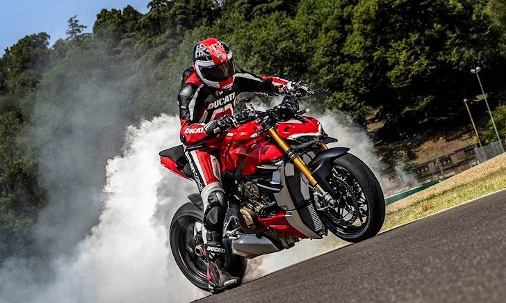 Ducati Streetfighter V4 2020: quái thú có sức mạnh ghê gớm