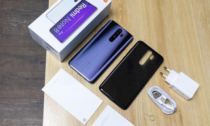 Redmi Note 8 Pro: Mở hộp bản chính hãng bán ra tại Việt Nam
