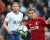 Truc tiep bong đa. Xem trực tiếp Liverpool vs Tottenham ở kênh nào?