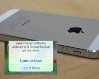 Apple yêu cầu nâng cấp iOS 10.3.4 ngay, nếu không iPhone thành cục gạch