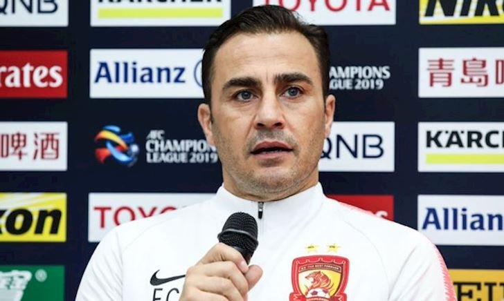 Từ người hùng, Fabio Cannavaro nhận quả đắng ở Trung Quốc