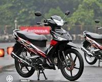 Honda Supra X 125 Fi có đáng mua hơn Wave Việt Nam?