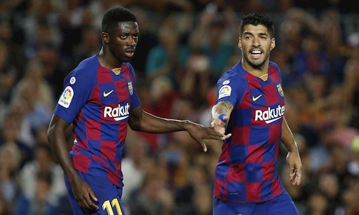 Lịch thi đấu bóng đá hôm nay 29/10: Barca, Inter, Man City xuất trận