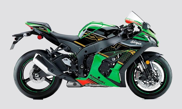 Kawasaki Ninja ZX-10R 2020 chính thức lộ diện
