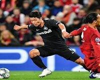 Cầu thủ châu Á khiến Siêu hậu vệ Van Dijk xấu hổ