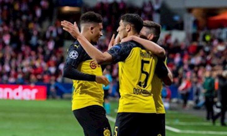 Dortmund khiến bảng tử thần Champions League trở nên khó đoán
