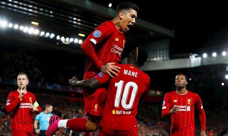 Liverpool thắng nghẹt thở Salzburg trong trận cầu 7 bàn thắng