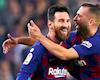 Lionel Messi lập cú đúp, Barca bắt đầu tách tốp với đại diện thành Madrid