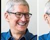 Hóa ra CEO Apple - Tim Cook cũng dùng Photoshop để sống ảo không kém gì chúng ta